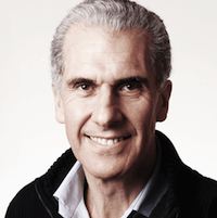 Nicky Gumbel, director of Alpha International and Vicar at Holy Trinity Brompton